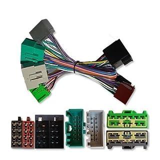 SOT / Parrot / Bluetooth ISO Adapter Verkabelung Kabel Kabelbaum Volvo sot-043