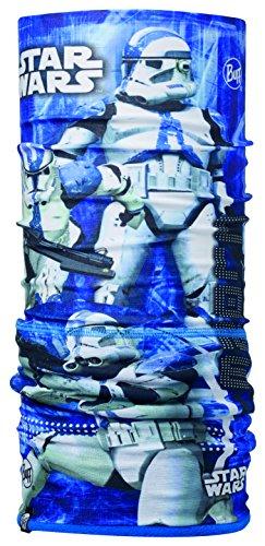 Original Buff 113297.707.10.00 Tubular de Microfibra y Forro Polar, Hombre, Azul, Talla Única