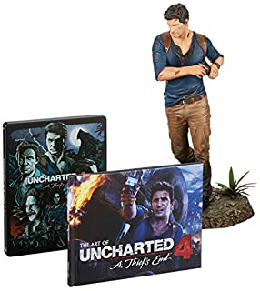 Uncharted 4: A Thief's End - Libertalia Collector's Edition [PlayStation 4] (B014V2MO8S) | Amazon price tracker / tracking, Amazon price history charts, Amazon price watches, Amazon price drop alerts