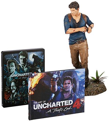 Uncharted 4: A Thief's End - Libertalia Collector's Edition [Importación...