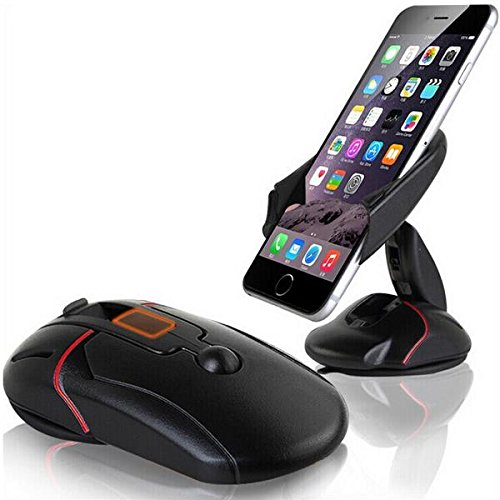 JenNiFer Autotelefon Halter Auto Klapp Mount Maus Form Telefon Unterstützung Für Telefon Nevigation -