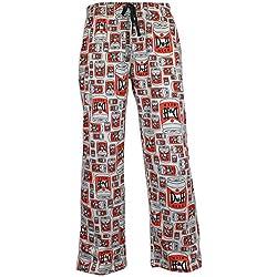 The Simpsons pantalones del pijama para Hombre Los Simpsons - XX-Large