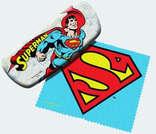 Superman cas de lunettes, Cleaner