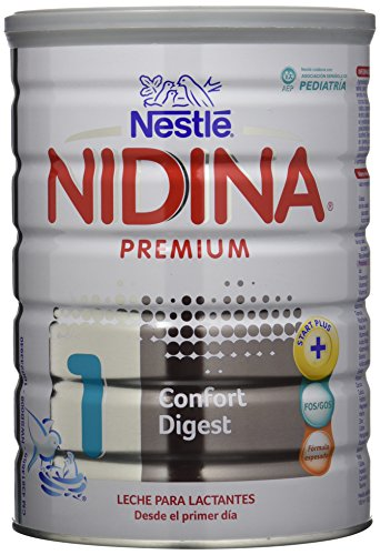 NIDINA 1 Premium Confort Digest - Leche para Lactantes en Polvo - 800 gr
