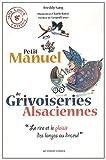 Petit manuel de grivoiseries alsaciennes
