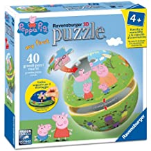 Ravensburger - My First 3D Puzzle Peppa Pig
