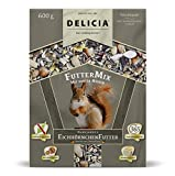 DELICIA EichhörnchenfutterMix 600 gr.
