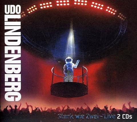Stark Wie Zwei-Live (Udo Lindenberg Cds)