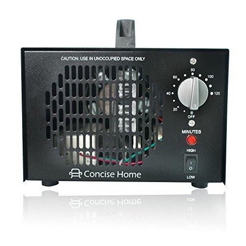 Concise Home 7000mg Generador De Ozono Industriales