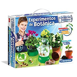 Clementoni Science and Game – Educational Game Botany 46.0 x 32.0 x 11.9