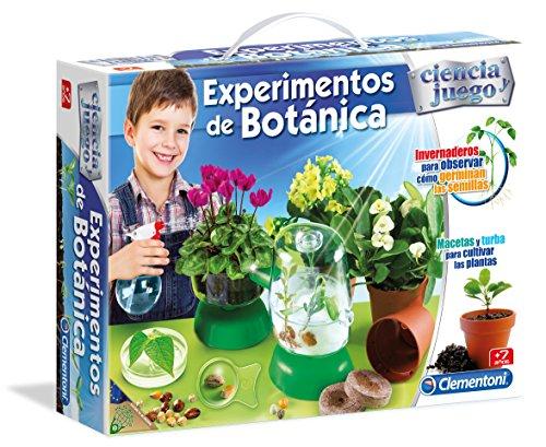 Clementoni - Botánica, juego de ciencia educativo...