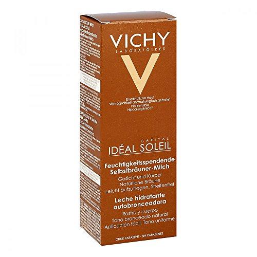 Vichy Capital Soleil Selbstbr.milch Ges.u.körper 100 ml