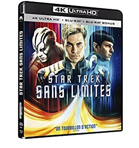 Star Trek Sans limites [4K Ultra HD + Blu-ray + Blu-ray bonus]