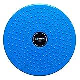Balance Board, Hipsteen multifunzione vita Twister Twisting Disc Vita Equilibrio tavola rotante Fitness Pedana Rotante - Blu