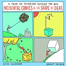 The Shape of Ideas 2018 Wall Calendar: A Year of Thinking Outside the Box (Calendars 2018)