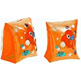 NOVICZ Set of 2 Inflatable Swimming Pool Arm Floats for Kids