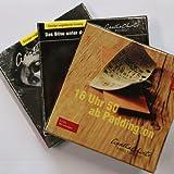 Agatha Christie Bundle: Böse unter der Sonne, Letzte Joker, 16 Uhr 50 Paddington, gesamt 17 CDs, ungekürzte vollständige Lesungen