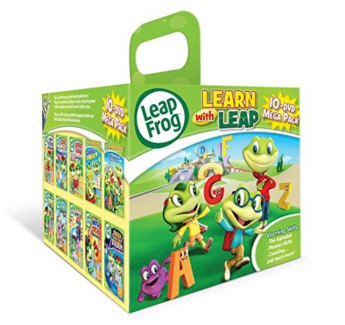 leapfrog-10-dvd-mega-pack-import-usa-zone-1