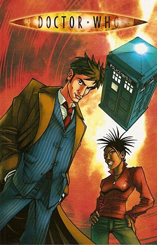 Doctor Who T01