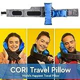 TianranRT Outdoor Tragbar Schal Kältebeständig Behalten Warm Kragen Hals Kissen Massage Kissen