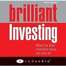 Brilliant Investing Audio CD