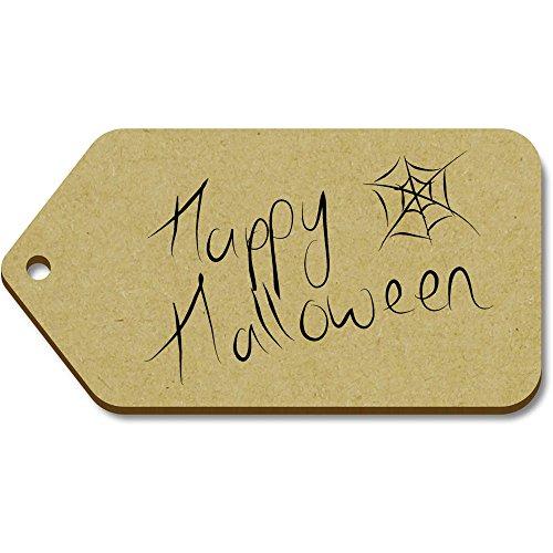 hes Halloween' Hölzerne Tags (TG00011645) (Halloween-tag In Großbritannien)