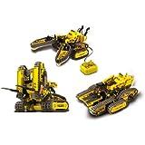 Kit robot tout terrain 3 en 1 téléguidé Velleman KSR11