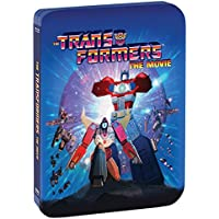 The Transformers: The Movie - Limited Edition, 30th Anniversary Steelbook
