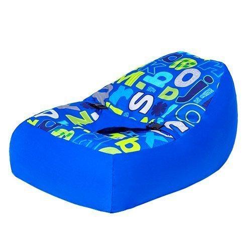 Ready Steady Bett Alphabet Design Baby Sitzsack, mit verstellbarem Sicherheitsgeschirr