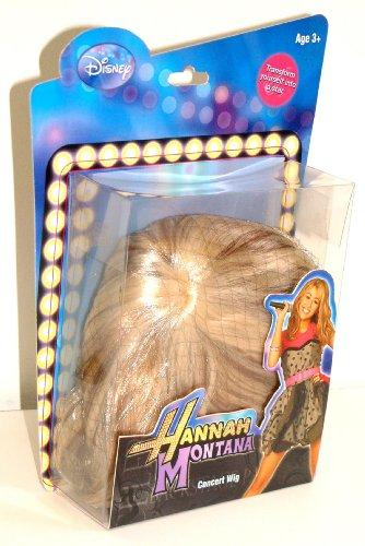 Hannah Montana Perücke - Einheitsgrösse Kinder - Original Disney Fanartikel