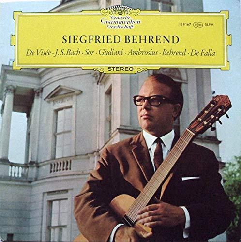 Siegfried Behrend [Vinyl LP] -