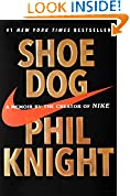 #5: Shoe Dog: A Memoir by the Creator of Nike