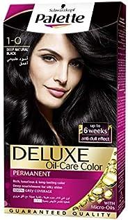 Schwarzkopf Palette Deluxe Oil Care Color 1-0 Natural Deep Black