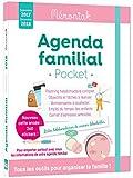 Agenda familial Mémoniak pocket 2017-2018