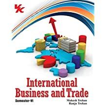 International Business and Trade for Sem VI (B.Com. - III)