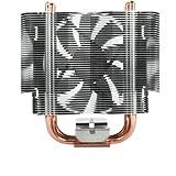 ARCTIC Freezer 13 CO - Prozessorkühler mit 92 mm PWM Lüfter für den 24h-Betrieb - CPU Kühler für AMD und Intel Sockel bis 200 Watt Kühlleistung - Multikompatibel - Mit voraufgetragener MX-4 Wärmeleitpaste Bild 3