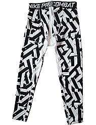 Nike para Hombre Pro Combat Hyperwarm Compression 2.0Mallas Pantalones