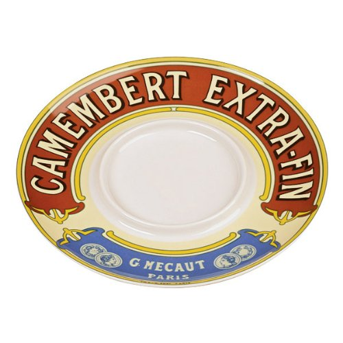 Camembert Baker Platter Porcelain Cookware Cheese Serving