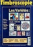 Best Acheter Timbres - TIMBROSCOPIE [No 118] du 01/11/1994 - LES VARIETES Review