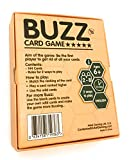Arkel Gaming Buzz Card Game: Fun and Strategic - 2 games in 1 for Kids and Adults