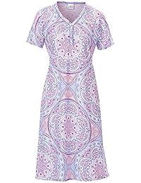 Pill Classic Chic Spaghetti Straps Cotton Nightdress · £27.30 Prime. Pill  Spirit Short Sleeve Cotton Sleepshirt 7ec9cbc4f