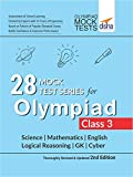 #2: 28 Mock Test Series for Olympiads Class 3 Science, Mathematics, English, Logical Reasoning, GK & Cyber