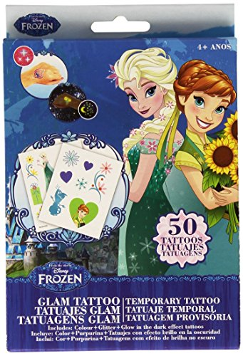 (Frozen–Jewel Box & Glam Box, temporäre Tattoos (Bonus 675405))
