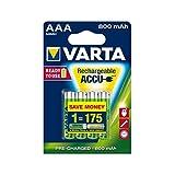 Varta -56703B Varta Ready 2 Use 800mAh AAA/R3 Akkus