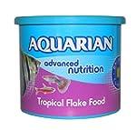 Aquarian Tropical Flake Fish Food 200 g