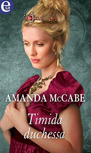 Timida duchessa (eLit) (Welbourne Manor Vol. 5)