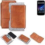 K-S-Trade Belt bag holster for Phicomm Clue 2S Sleeve cover
