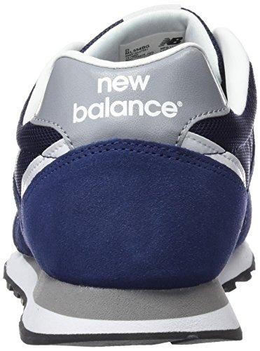 New Balance Ml554 Clásico, baskets sportives homme Blau