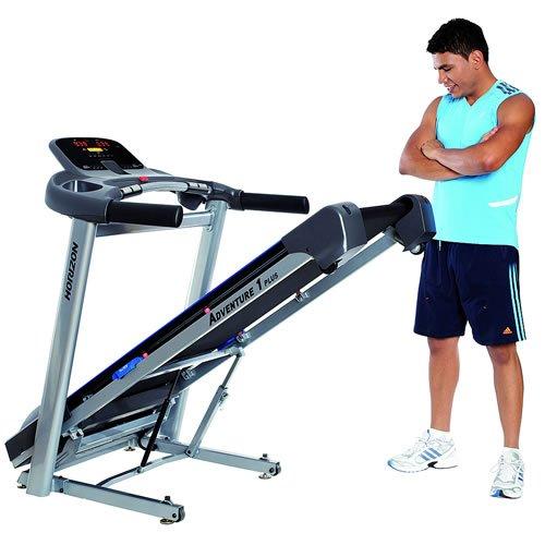 Horizon Fitnesslaufband mit FLEXTech-Dämpfungssystem Abbildung 3