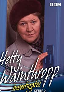 2 DVD Box Hetty Wainthropp Investigates Series 2 - Region 2 - English Audio